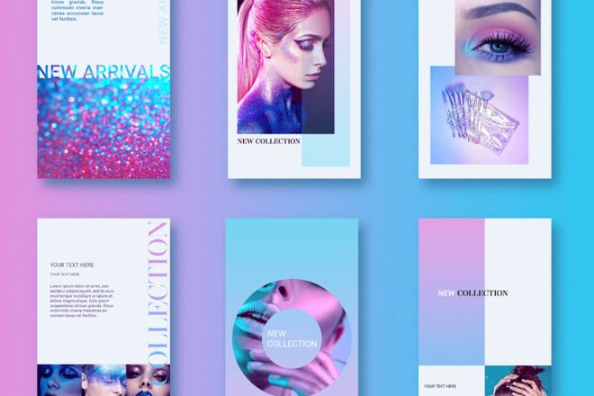 Instagram Stories Design 4 - kwork.com