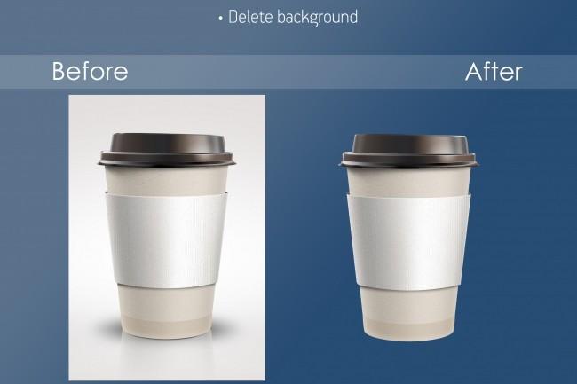 Image processing in Photoshop 2 - kwork.com