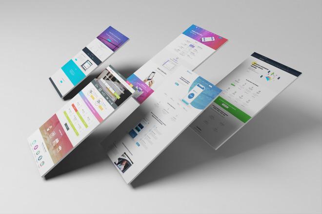 Design of Website Page 13 - kwork.com