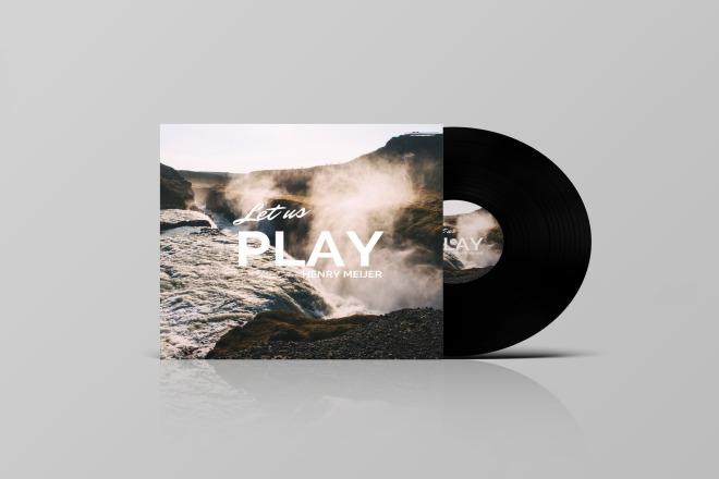 I Will Design The Cover for The Album 1 - kwork.com