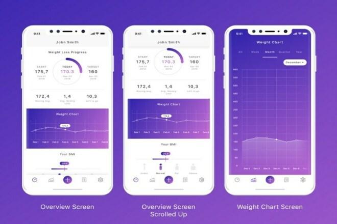 I will design modern mobile APP 4 - kwork.com