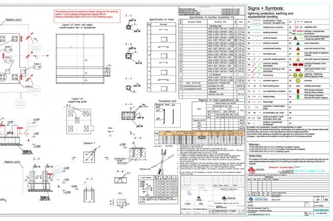 AutoCAD drawings 1 - kwork.com
