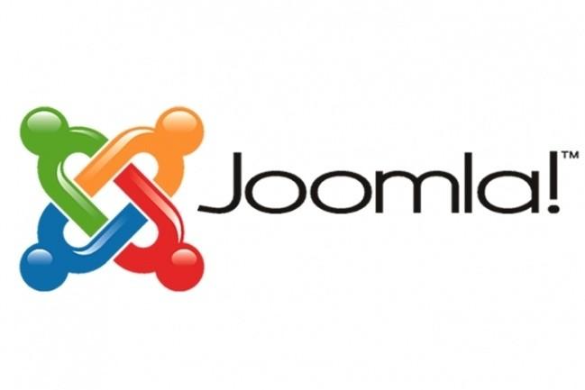 Landing page on cms Joomla 1 - kwork.com