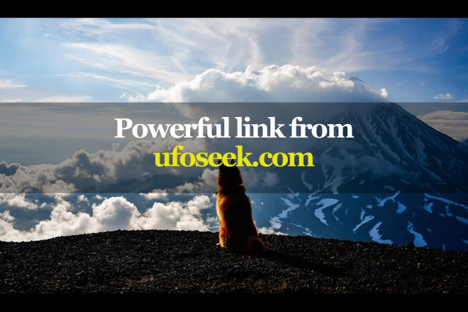 Powerful link from ufoseek.com 1 - kwork.com