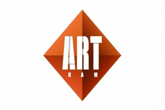 Create a logo from scratch 2 - kwork.com