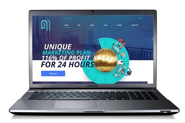 I Will Create Stunning Landing Page Design 2 - kwork.com