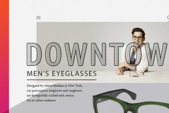 Web design for your site 1 - kwork.com