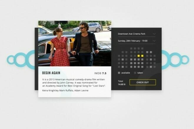 Web design for your site 2 - kwork.com