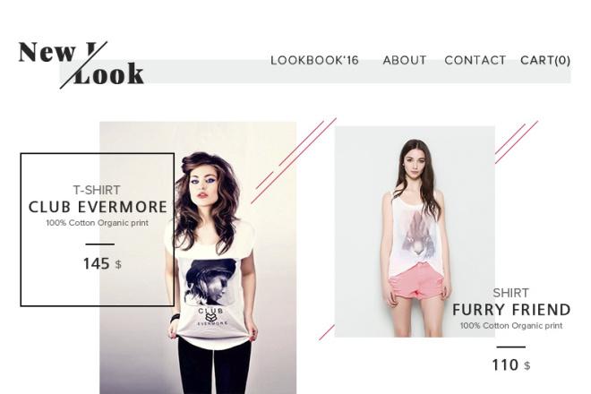 Web design for your site 5 - kwork.com