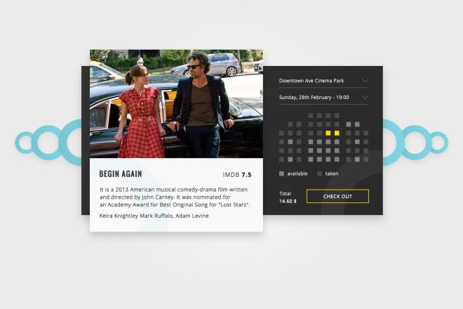 Web design for your site 8 - kwork.com