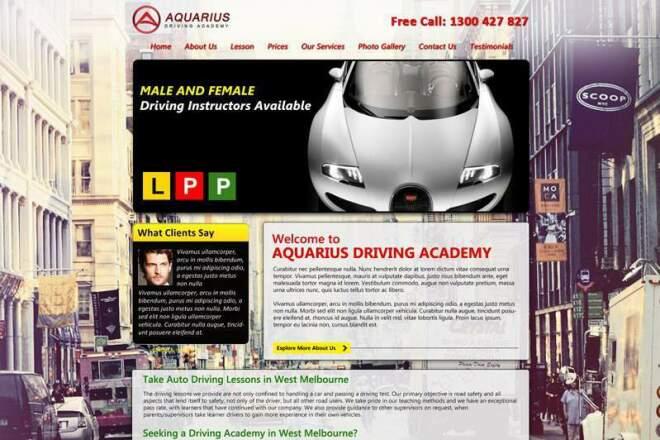 I will design Professional website 3 - kwork.com
