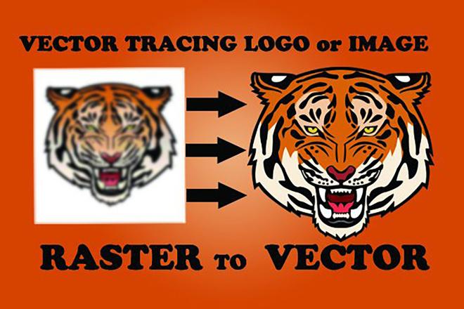 Vectorize, Recreate, Trace, Redraw Your Logo 4 - kwork.com