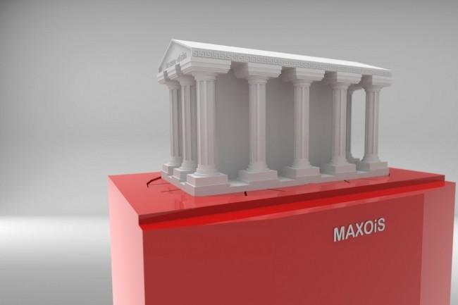 Technical 3D animation 1 - kwork.com