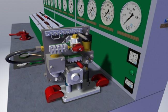 Technical 3D animation 3 - kwork.com