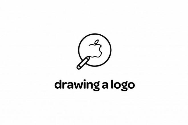 I redraw the logo into a vector 4 - kwork.com