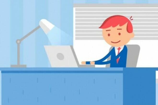 Animation video, advertising 1 - kwork.com