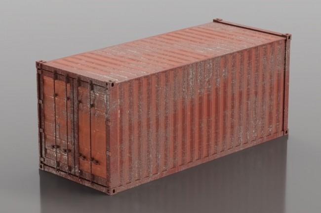 3D modeling, texturing + 1 perspective render picture 1 - kwork.com