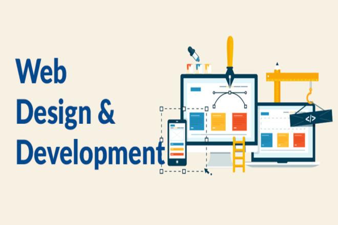 I will design and develop your Website 7 - kwork.com
