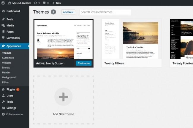 Create a website on wordpress 2 - kwork.com