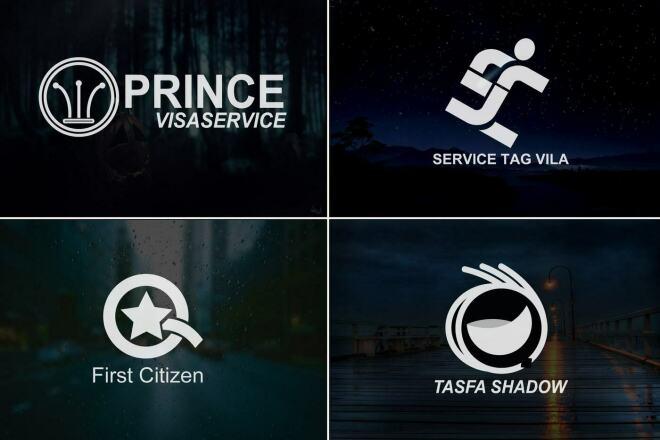 I will do amazing logo design 1 - kwork.com