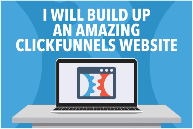Create Clickfunnels Landing Page Sales Funnel sales page 4 - kwork.com