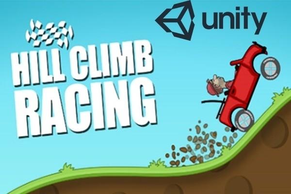 Hill Climb - Unity 3D complete source code 5 - kwork.com