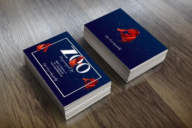 Business Cards 6 - kwork.com