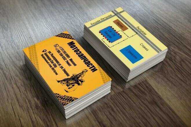 Business Cards 1 - kwork.com