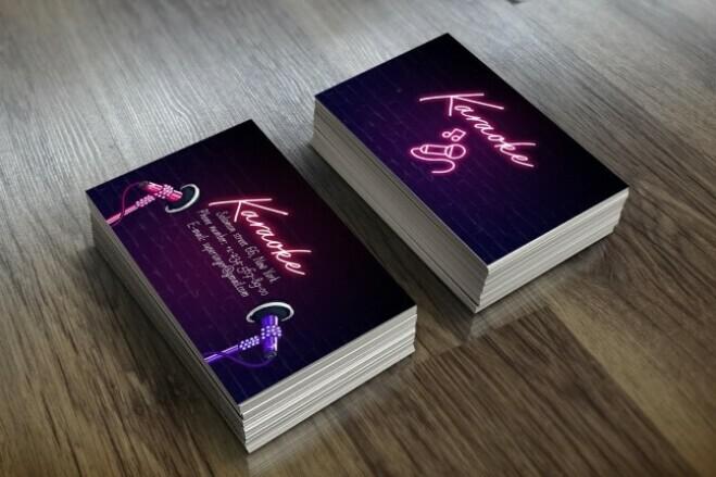 Business Cards 2 - kwork.com