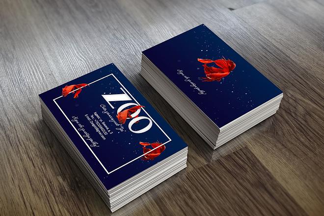 Business Cards 3 - kwork.com