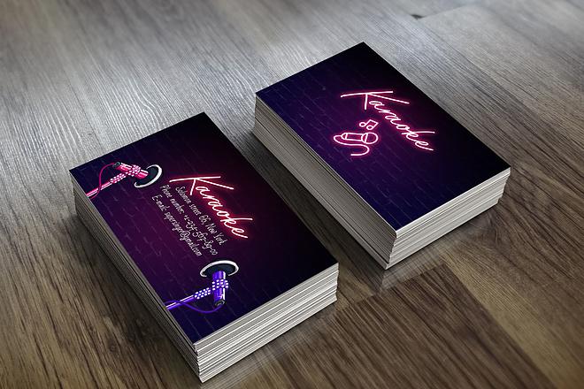 Business Cards 5 - kwork.com