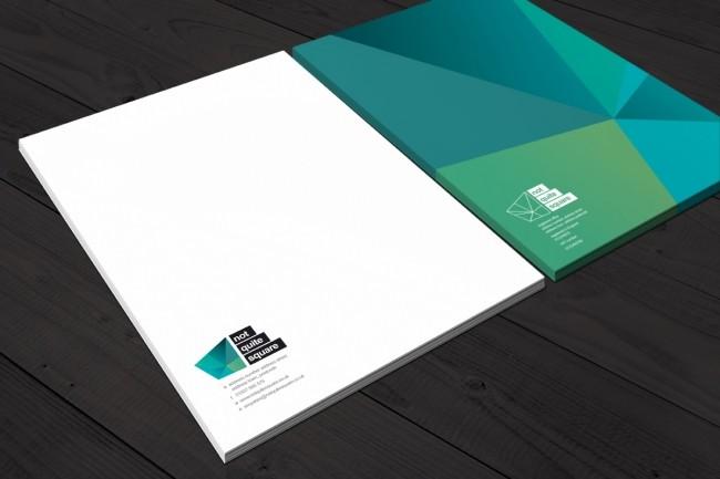 Create a letterhead 1 - kwork.com