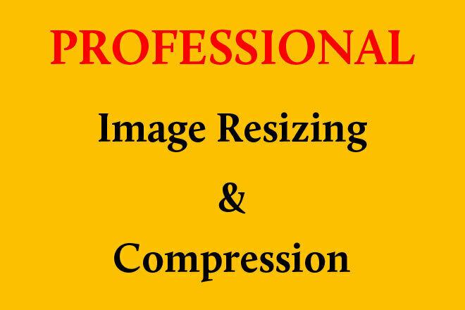 Professional Image Resizing and Compression 7 - kwork.com