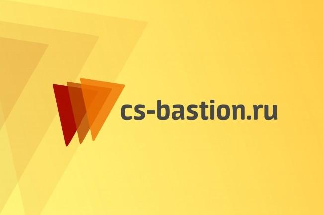 I will create a modern logo for you business 1 - kwork.com