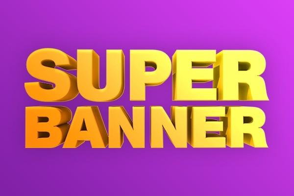 Banner Design 1 - kwork.com