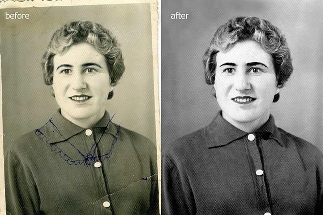 Restoration of photos 4 - kwork.com