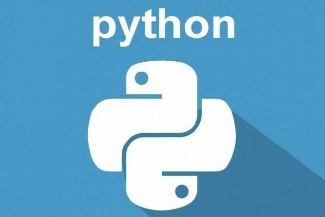 Script in Python 1 - kwork.com