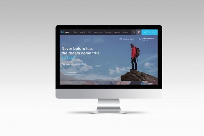 UI and UX Desing. Mobile and Material design 1 - kwork.com