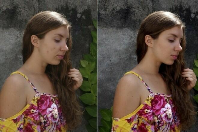 Retouching of 4 photos 3 - kwork.com