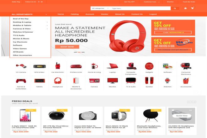 Alibaba Clone 7 - kwork.com