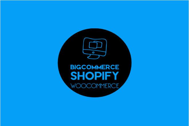 I will create ecommerce website using woocommerce and shopify 4 - kwork.com