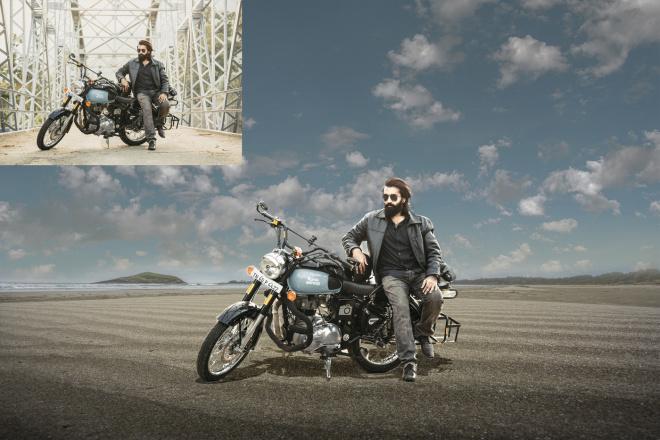 Photo Manipulation in photoshop 8 - kwork.com