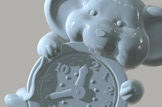 Model for 3D printer or CNC machine 2 - kwork.com