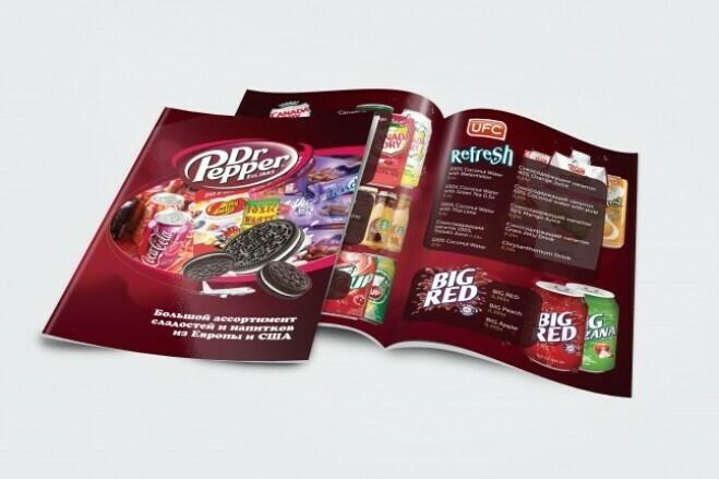 I will design a professional tripartite bifold brochure 6 - kwork.com