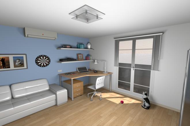 Quick visualization of the interior 7 - kwork.com