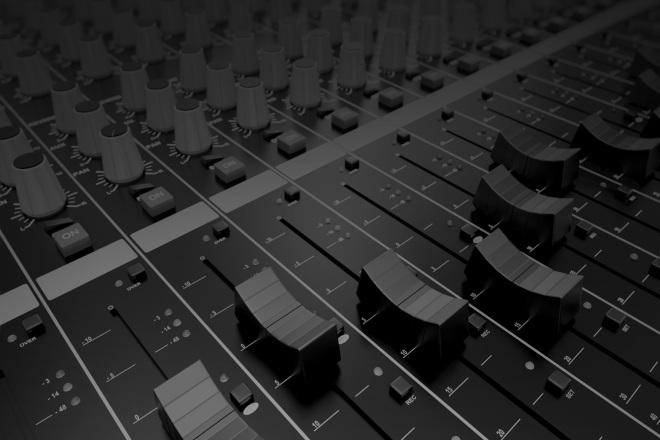 Mixing and editing audio 1 - kwork.com