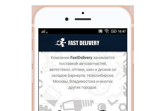 Building Your Mobile-Friendly Site 3 - kwork.com