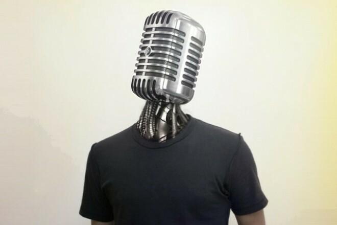 Professional male Voice over or RAP vocal part 1 - kwork.com