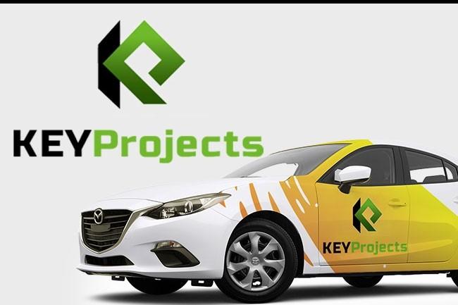 Create a logotype from scratch 1 - kwork.com