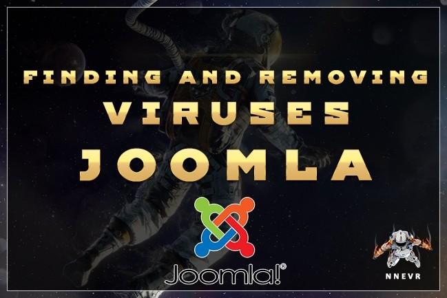 Finding and removing viruses on Joomla 1 - kwork.com